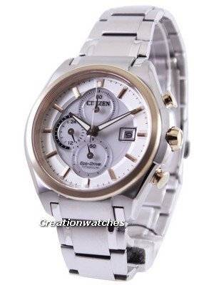 Citizen Eco Drive Super Titanium Chronograph CA0354-51A Men's Watch
