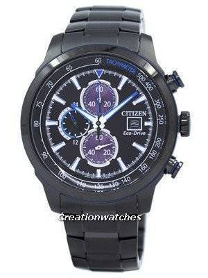 Citizen Eco-Drive Chronograph Tachymeter CA0576-59E Men's Watch