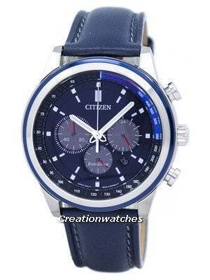 Citizen Eco-Drive Chronograph Tachymeter CA4031-07L Men's Watch