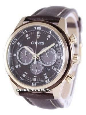 Citizen Eco-Drive Chronograph CA4037-01W Men's Watch