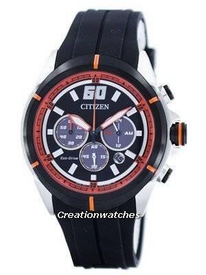 Citizen Eco-Drive Chronograph CA4105-02E Men's Watch