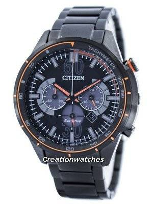 Citizen Eco-Drive Chronograph Tachymeter Scale CA4125-56E Men's Watch