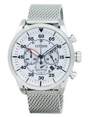 Citizen Eco-Drive Chronograph CA4210-59A Men's Watch