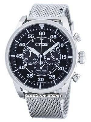 Citizen Eco-Drive Chronograph Power Reserve CA4210-59E Men's Watch