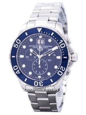 Tag Heuer Aquaracer Chronograph Grande Date CAN1011.BA0821 Men's Watch