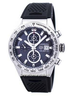 TAG Heuer Carrera Heuer 01 Chronograph Automatic CAR208Z.FT6046 Men's Watch