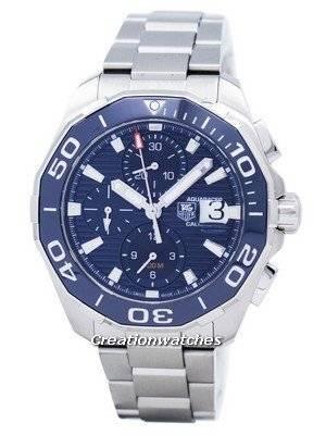 TAG Heuer Aquaracer Chronograph Automatic CAY211B.BA0927 Men's Watch
