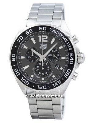 Tag Heuer Formula 1 Chronograph Quartz Tachymeter CAZ1011.BA0842 Men's Watch