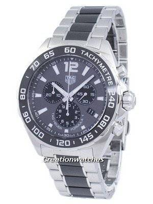 TAG Heuer Carrera Formula 1 Chronograph Quartz CAZ1011.BA0843 Men's Watch