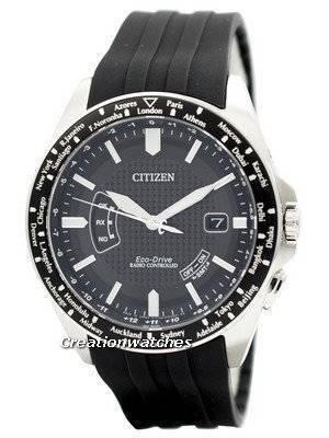Citizen Eco-Drive Global Radio Controlled CB0027-00E/CB0020-09E Men's Watch