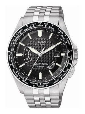 Citizen Eco-Drive Promaster Radio Controlled CB0030-56E CB0030-56 Titanium Men's Watch