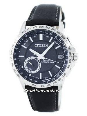 Citizen Eco-Drive Satellite Wave GPS World Time CC3000-03E Men's Watch