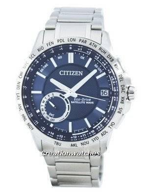 Citizen Eco-Drive Satellite Wave GPS World Time CC3000-54L Men's Watch