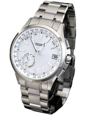Citizen Eco-Drive Atessa Satellite GPS CC3010-51A Men's Watch