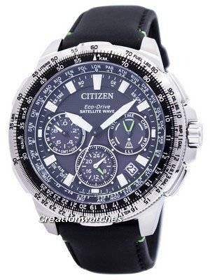 Citizen Eco-Drive Satellite Wave Promaster Navihawk GPS CC9030-00E Men's Watch