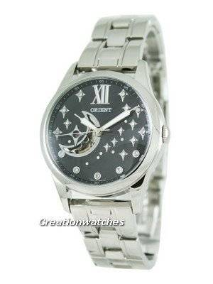 Orient Automatic Semi Skeleton CDB01007B0 Womens Watches