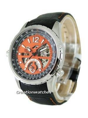 Orient Automatic Semi Skeleton Power Reserve CFT00002M Mens Watch