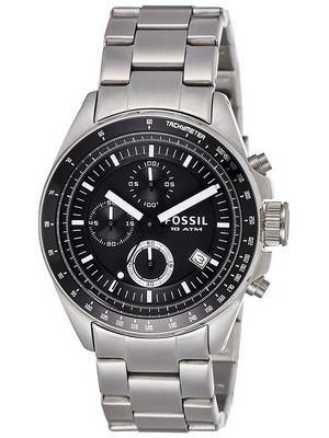 Fossil Decker Chronograph Quartz CH2600IE Men's Watch