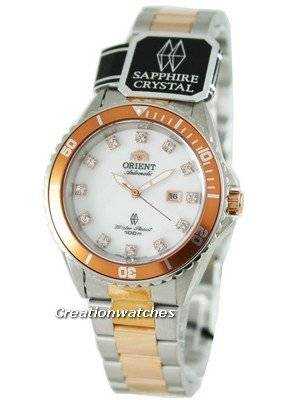 Orient Automatic CNR1G004W Ladies Watch