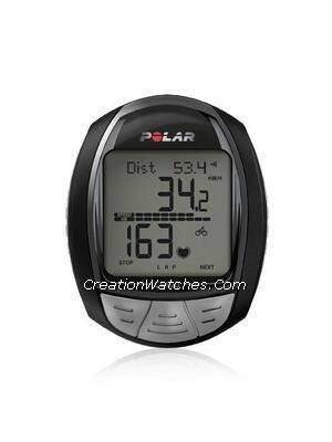 Polar Cycling Heart Rate Monitor Watch CS100b w/o transmitter