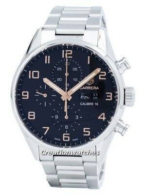Tag Heuer Carrera Chronograph Automatic CV2A1AB.BA0738 Men's Watch
