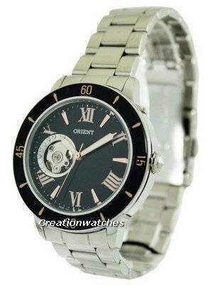 Orient Automatic Open Heart DB0B004B Women's Watch
