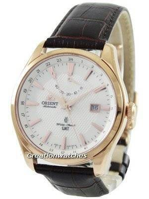Orient Automatic GMT Power Reserve DJ05001W Men's Watch