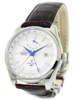 Orient Automatic GMT Power Reserve DJ05003W Men's Watch