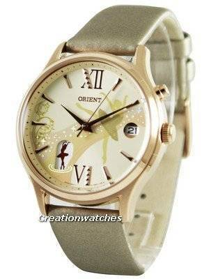 Orient Ballerina Mechanical Happy Stream Collection DM01001Y Women's Watch