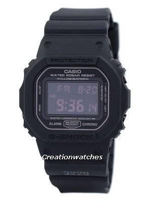 Casio G-Shock DW-5600MS-1D DW-5600MS DW-5600MS-1 Mens Watch