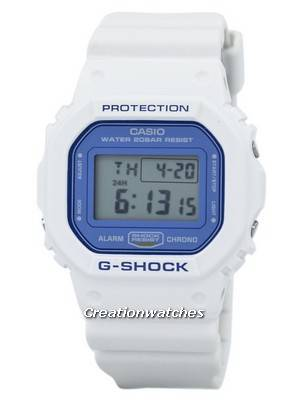 Casio G-Shock Digital Alarm Chrono 200M DW-5600WB-7 Men's Watch