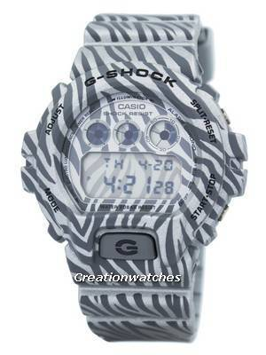 Casio G-Shock Illuminator DW-6900ZB-8 Men's Watch