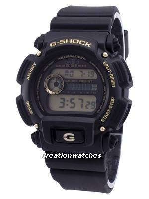 Casio Illuminator G-Shock Chronograph Digital DW-9052GBX-1A9 DW9052GBX-1A9 Men's Watch