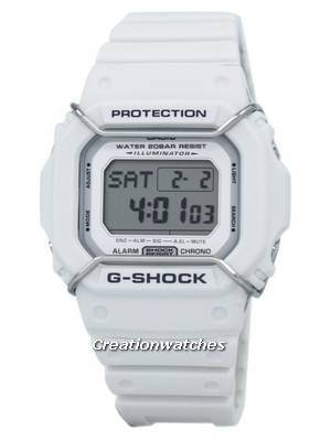 Casio G-Shock Alarm Chronograph DW-D5600P-7 Men's Watch
