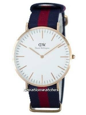 Daniel Wellington Classic Oxford Quartz DW00100001 (0101DW) Men's Watch