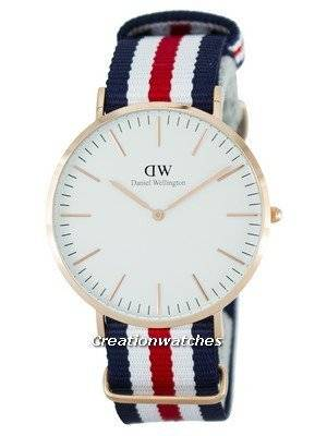 Daniel Wellington Classic Canterbury Quartz DW00100002 (0102DW) Men's Watch