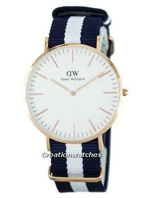 Daniel Wellington Classic Glasgow Quartz DW00100004 (0104DW) Men's Watch