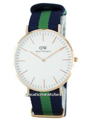 Daniel Wellington Classic Warwick Quartz DW00100005 (0105DW) Men's Watch