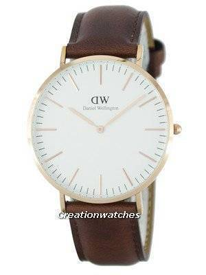 Daniel Wellington Classic St Mawes Quartz DW00100006 (0106DW) Men's Watch