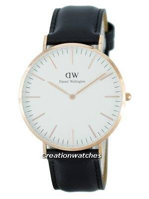Daniel Wellington Classic Sheffield Quartz DW00100007 (0107DW) Men's Watch