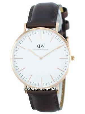 Daniel Wellington Classic Bristol Quartz DW00100009 (0109DW) Men's Watch