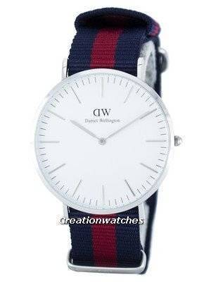 Daniel Wellington Classic Oxford Quartz DW00100015 (0201DW) Men's Watch