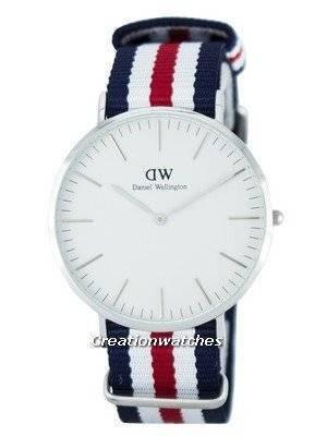 Daniel Wellington Classic Canterbury Quartz DW00100016 (0202DW) Men's Watch
