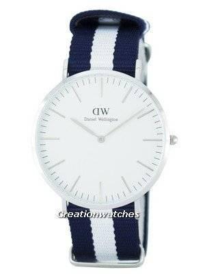 Daniel Wellington Classic Glasgow Quartz DW00100018 (0204DW) Men's Watch