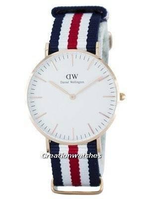 Daniel Wellington Classic Canterbury Quartz DW00100030 (0502DW) Women's Watch