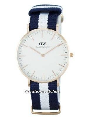 Daniel Wellington Classic Glasgow Quartz DW00100031 (0503DW) Women's Watch