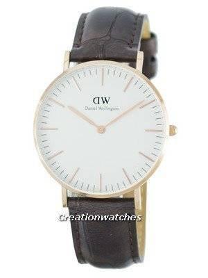 Daniel Wellington Classic York Quartz DW00100038 (0510DW) Women's Watch