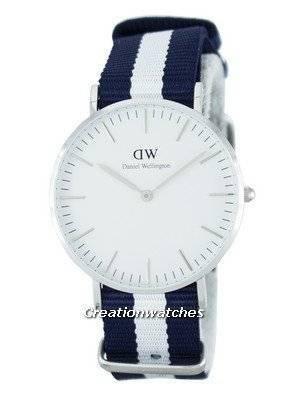 Daniel Wellington Classic Glasgow Quartz DW00100047 (0602DW) Women's Watch