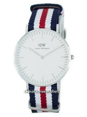 Daniel Wellington Classic Canterbury Quartz DW00100051 (0606DW) Women's Watch
