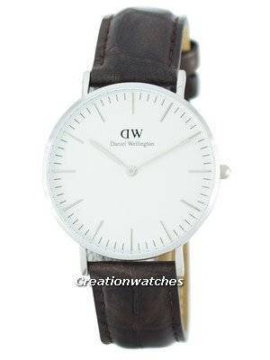 Daniel Wellington Classic York Quartz DW00100055 (0610DW) Women's Watch